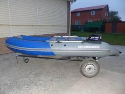 Продам лодку Аквалон 390 с мотором