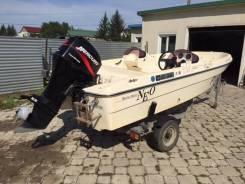 Продам лодку NEO 450