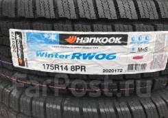 Hankook Winter RW06. зимние, без шипов, 2018 год, новый