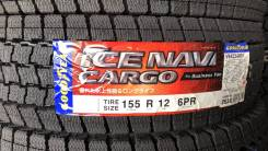 Goodyear Ice Navi Cargo, 155R12 6PR LT