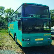 Isuzu. Междугородний автобус Bus, 54 места, С маршрутом, работой