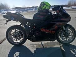 Ducati Superbike 1198. 1 198куб. см., исправен, без птс, с пробегом