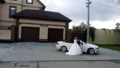 Аренда кабриолета с водителем на свадьбы и фотосессии