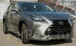 Обвес кузова аэродинамический. Lexus NX300 Lexus NX200t Lexus NX200