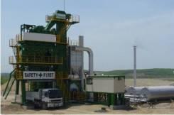 Асфальтобетонный завод Nikko (Япония), производительность 100 т/ч