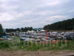 Продам место на Красноярском водохранилище на лодочной станции