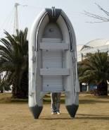 Б/У Лодка ПВХ Tadpol MD - 330 дно алюминий