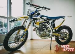 Мотоцикл Avantis Enduro 250 (165мм Design HS 2018), 2018