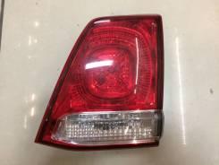 Вставка багажника. Toyota Land Cruiser, J200, GRJ200, URJ200, URJ202, URJ202W, UZJ200, UZJ200W, VDJ200 1GRFE, 1URFE, 1VDFTV, 2UZFE, 3URFE