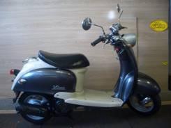 Yamaha Vino 50. 50куб. см., исправен, без птс, без пробега