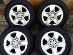"""Зима Нокиан 225/65 R17 на дисках Тойота Рав4. 6.5x17"""" 5x114.30 ET45"""