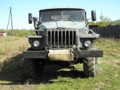 Урал 4320, 1987