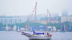 Продам парусную яхту: Formosa-41'