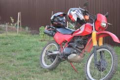 Honda XL 250R, 1992