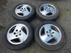 Комплект колес лето на Докатку 195/65 R15 на литье 5x114.3 №2614