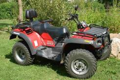 BRP Traxter 650
