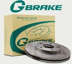Диск тормозной вентилируемый G-brake GR-21379