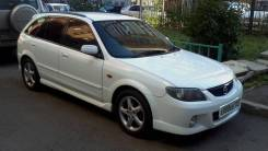 Порог кузовной Mazda Familia