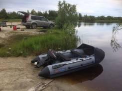 Лодка с мотором golfstrem 9.9-15 2T