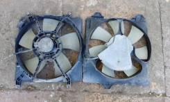 Вентилятор охлаждения радиатора, Toyota RAV4