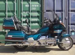 Honda Gold Wing. 1 500куб. см., исправен, птс, без пробега