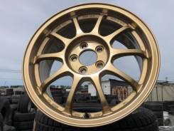 Всего 5.2кг! Легендарная лёгкая Золотая Ковка SSR Type-F R16 5*100!