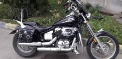 Honda Shadow slasher 400, 2001