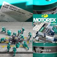 Моторное масло Motorex Top Speed 15w50