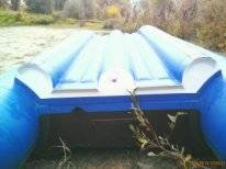 Лодка Тритон 340 НДНД