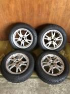 """Комплект колес 15х6J +45 + шины 185/65. 6.0x15"""" 5x114.30 ET45 ЦО 67,0мм."""