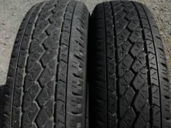 Bridgestone R600. летние, 2002 год, б/у, износ 30%