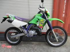 Kawasaki KDX 220SR, 1996
