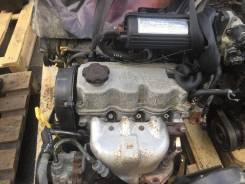 Двигатель Daewoo Matiz 0.8л 52л. с. F8CV Трамблёрный