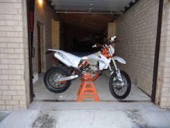 KTM 350 EXC-F Six Days, 2012