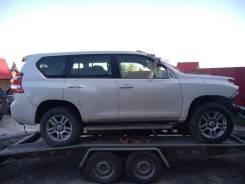 Суппорт задний правый Toyota Land Cruiser Prado 150