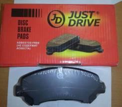 Колодки тормозные JD* JBP0233, PN3809