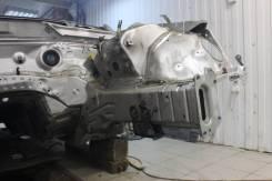 Лонжерон передний левый Lexus GS300 GS450h GS430 GS460 GS350 2005-2011