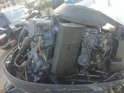 Лодочный мотор Yamaha 140 2 такта в идеале компрессия по 10кг отправим