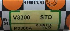 Вкладыши шатунные KUBOTA/ BOBCAT V3300/ V3800 STD DAIDO