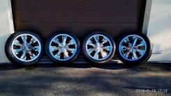"""Продам фееричные колёсики. 8.5x20"""" 5x114.30 ET34 ЦО 72,0мм."""