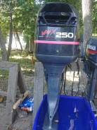Лодочный мотор Yamaha 250 EFI нога Х только из Японии отправим звони