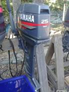 Лодочный мотор Yamaha 25CV в идеале компрессия по 10 кг отправим звони