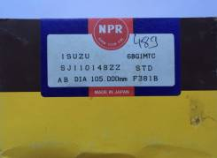 Кольца поршневые ISUZU FORWARD 6BG1/4BG1 JAPAN (NPR) STD SJI10148ZZ