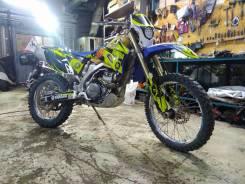 Yamaha WR 450F, 2010