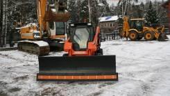 Отвал снежный 1800 мм на BobCat