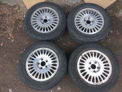"""Комплект колёс из Японии 255/65R15. 6.5x15"""" 5x114.30 ET40"""