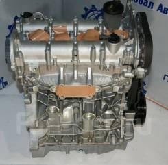 Двигатель новый 04E100032R 1.4 MPI VAG EA211 комплектации SUB