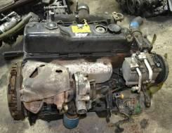 Двигатель D4DA Hyundai County, HD контрактный в сборе Тестированный!