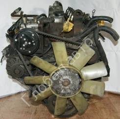 Двигатель D4DD Hyunda County , Hyundai HD ( тестированный )