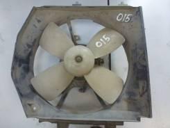 Вентилятор охлаждения радиатора. Mazda Familia, BJ5W ZL, ZLDE, ZLVE
